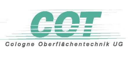 COT-Logo - Cologne Oberflächentechnik
